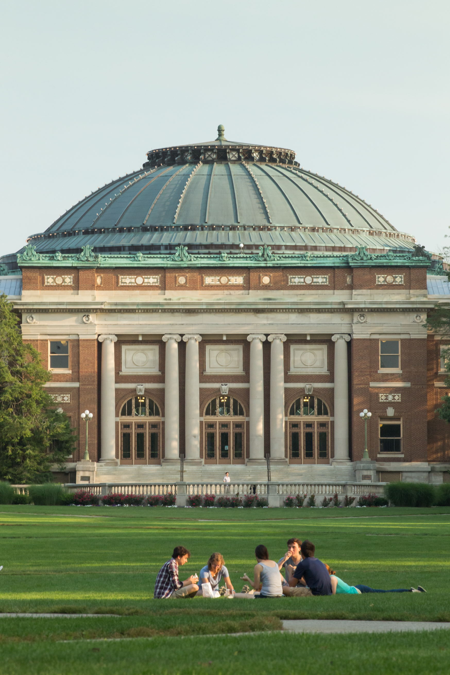Foellinger Auditorium at the University of Illinois at Urbana-Champaign