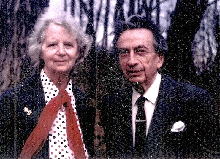 Renee and Henry Kahane, 1979